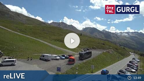 Webcam Skigebiet Obergurgl - Hochgurgl Top Mountain - Tirol