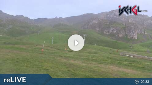 Webcam Ski Resort Ischgl - Silvretta Arena Idalpe - Tyrol