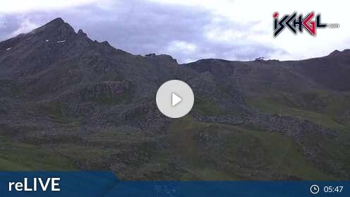 Webcam Skigebiet Ischgl - Silvretta Arena Pardatschgrat - Tirol