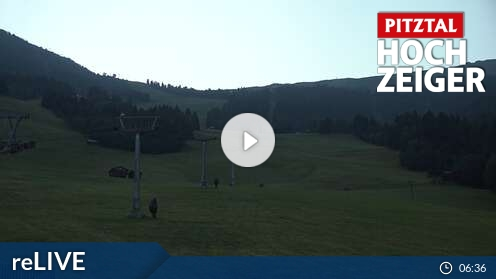 Webcam Skigebiet Jerzens - Hochzeiger Talstation - Tirol