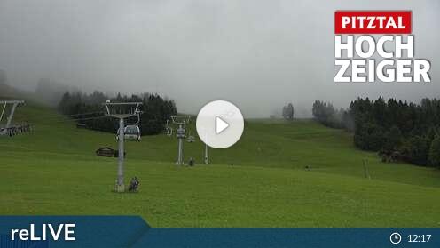 Webcam Ski Resort Jerzens - Hochzeiger Talstation - Tyrol