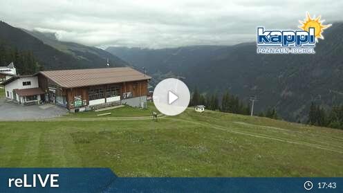 Webcam Diasbahn Skigebiet Kappl - Alblitt Tirol