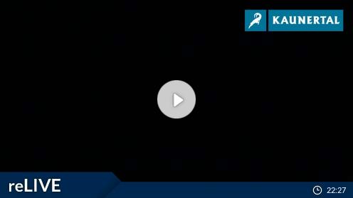 Webcam  Skigebiet Kaunertaler Gletscher Tirol