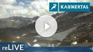 Webcam Kaunertaler Gletscher - Karlesjoch