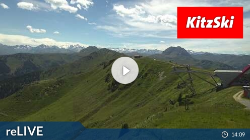 Webcam Skigebiet Kitzbühel Pengelstein - Tirol
