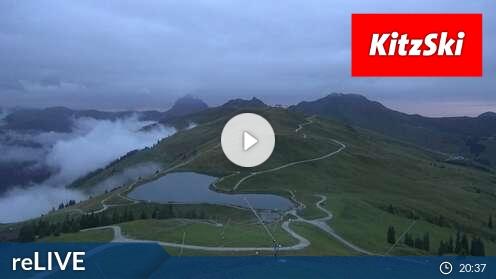 Webcam Skigebiet Kitzbühel Panoramabahn - Tirol