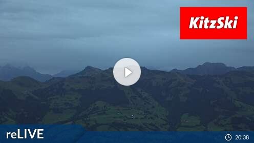 Webcam Skigebiet Kitzbühel Hahnenkamm - Tirol