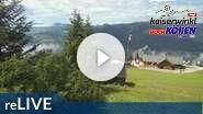 Webcam Kössen/Unterberghorn