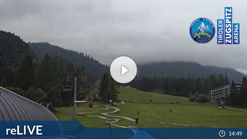 Webcam tal Marienberg Skigebiet Biberwier - Marienberg Tirol
