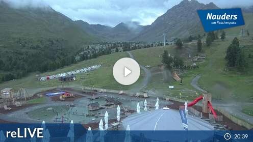 Nauders im Tirol Bergstation B