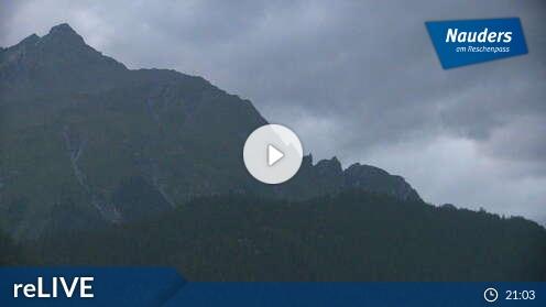 Nauders im Tirol Mutzkopflift