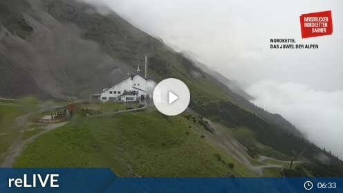 Webcam Seegrube Skigebiet Innsbruck - Nordkette Tirol