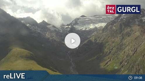 Webcam Skigebiet Obergurgl - Hochgurgl Hohe Mut - Tirol