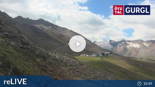 Webcam Ski Resort Obergurgl - Hochgurgl Steinmannbahn - Tyrol