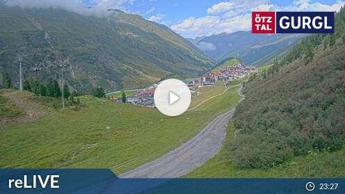 Webcam Skigebiet Obergurgl - Hochgurgl Gaisberg - Tirol