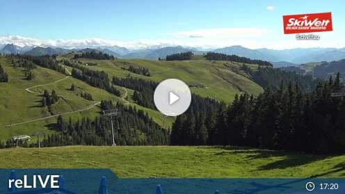 Webkamera SkiWelt Wilder Kaiser - Brixental