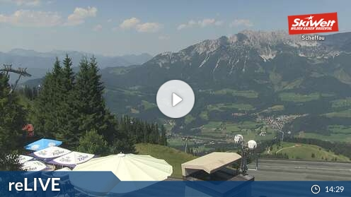 Webcam Brandstadl Skigebiet Going Tirol