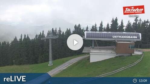 Webcam Skigebiet Going Brandstadl - Tirol