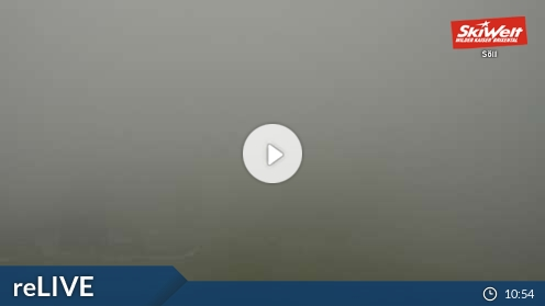 Webcam Skigebiet Going Bergstation Gondelbahn - Tirol