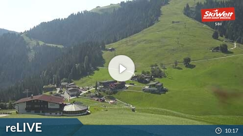 Webcam Ski Resort Going Bergstation Gondelbahn - Tyrol