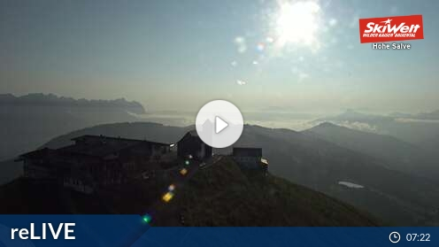 Webkamera Hopfgarten – Itter – Kelchsau (Hohe Salve)