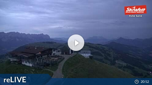 Webcam Ski Resort Going Hohe Salve - Tyrol