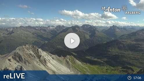 St. Anton am Arlberg Valluga
