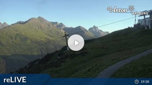 St. Anton am Arlberg Galzig