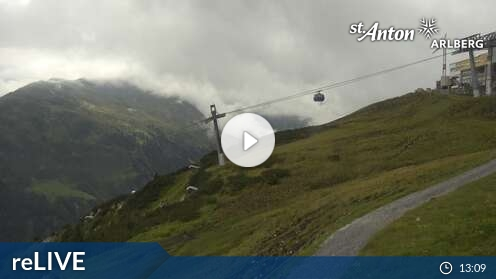 Webcam Ski Resort Warth - Schröcken Galzig - Voralberg