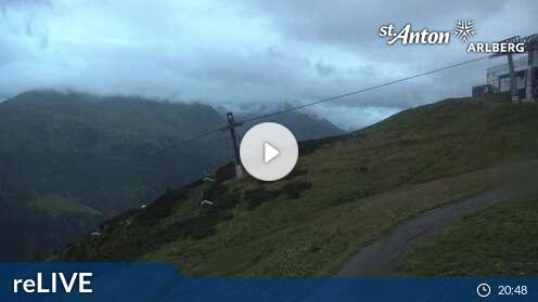 St. Anton - Galzig Bergstation - 2080 m
