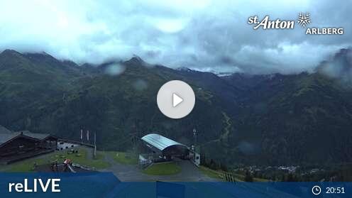 Österreich - St. Anton am Alberg - Gampen