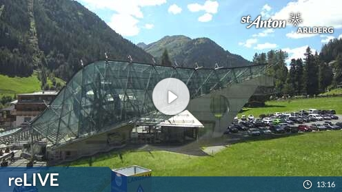 Webcam Skigebiet Warth - Schr�cken Skicenter - Voralberg