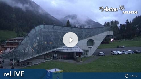 Webcam Skigebiet Warth - Schröcken Skicenter - Voralberg