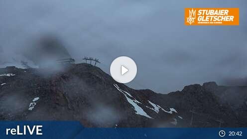 Webcam Eisgrat Ski Resort Stubaier Gletscher Tyrol