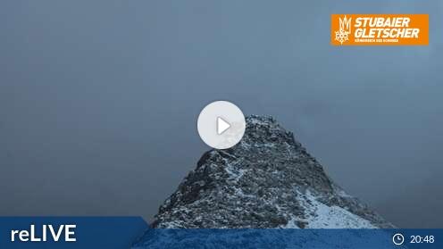 Webkamera Ledovec - Stubaier Gletscher