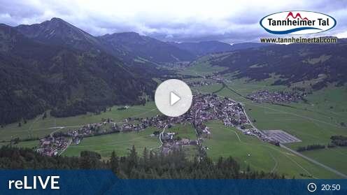 Webcam  Skigebiet Tannheim - Neunerköpfle Tirol