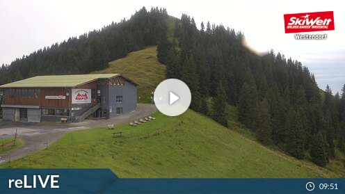 Webcam Skigebiet Kelchsau Talkaser - Tirol