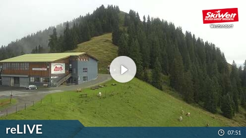 Webcam Skigebiet Itter Talkaser - Tirol