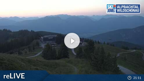 Alpbachtal Wildschönau - Ski Juwel - Schatzbergbahn