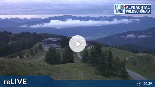 Webcam Skigebiet Wildschönau Schatzbergbahn - Tirol