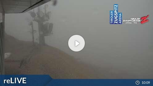 Webcam Zugspitzbahn Skigebiet Ehrwalder Alm Tirol
