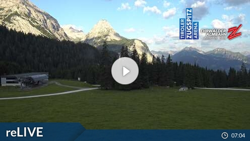 Livecam Zugspitze