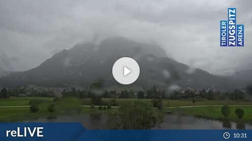 Ehrwald - Tiroler Zugspitze Golf-Anlage