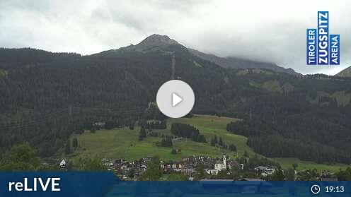 Webkamera Tiroler Zugspitz