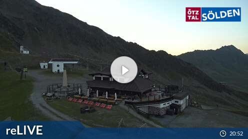 Webcam Seekogl Skigebiet Sölden Tirol