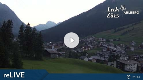 Webcam Ski Resort St. Anton - Arlberg Flühenlift - Tyrol