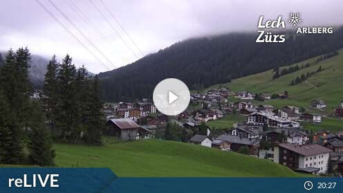 Webcam Ski Resort Warth - Schröcken Flühenlift - Voralberg