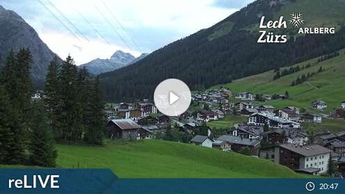 Lech - Flühenlift - 1.480 m