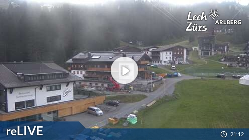 Webcam Ski Resort Warth - Schröcken Oberlech - Voralberg