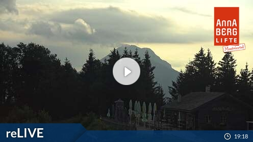 Webcam Ski Resort Annaberg Hennesteck - Lower Austria